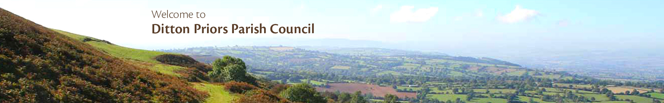Header Image for Ditton Priors Parish Council